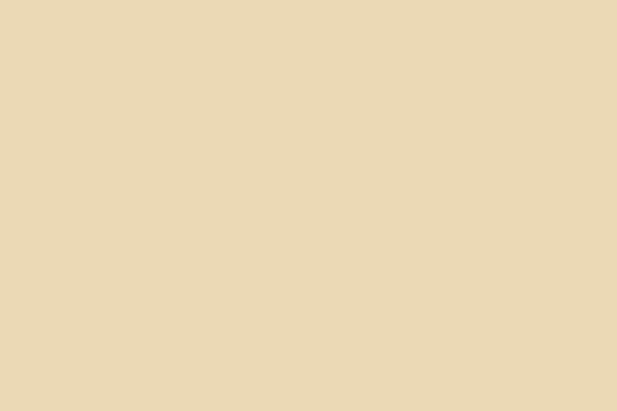 Ivory metal roof color swatch