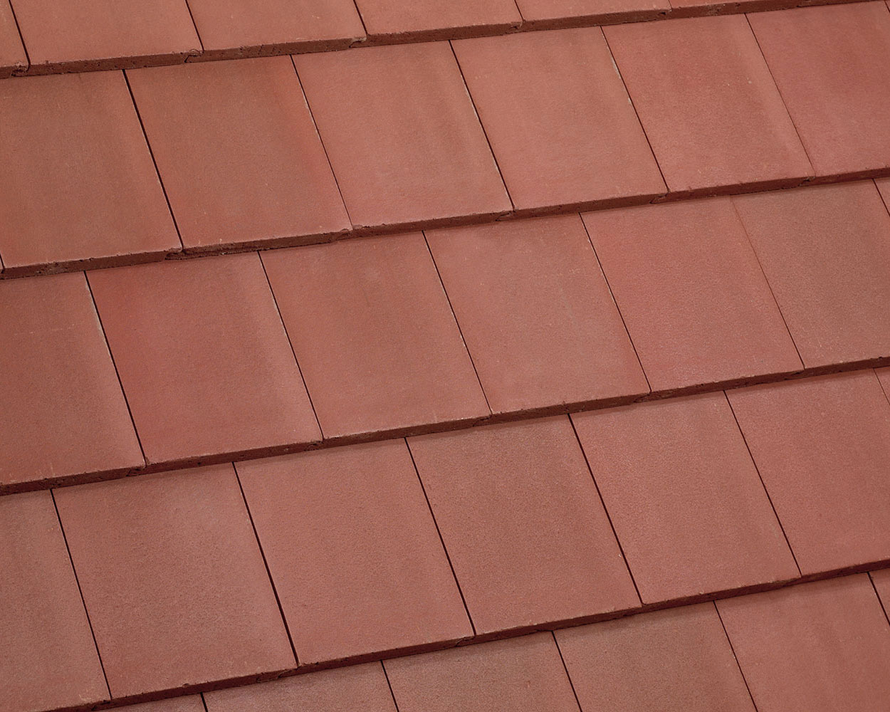 Kona red range tile roof color swatch