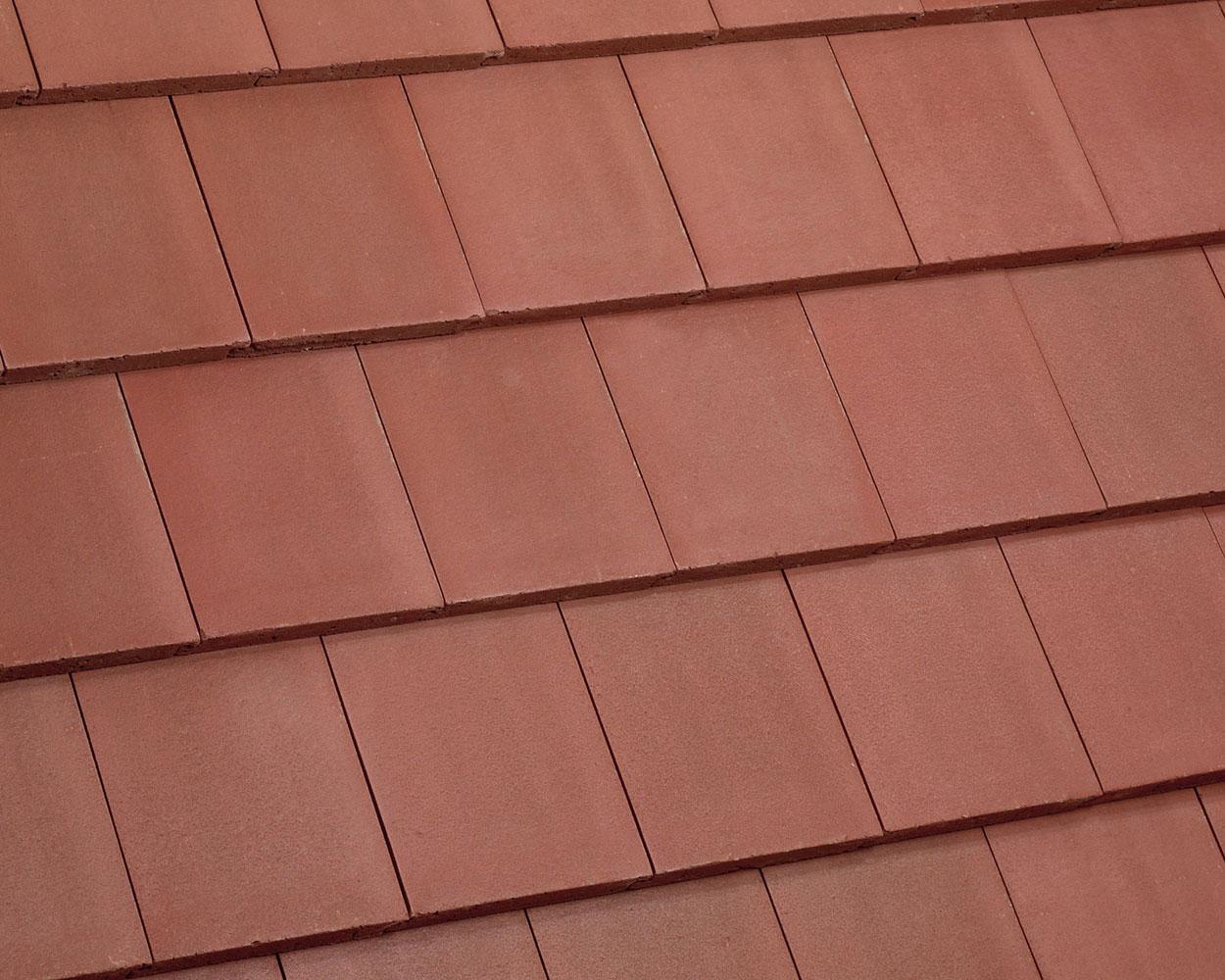Kona red range tile roof color swatch