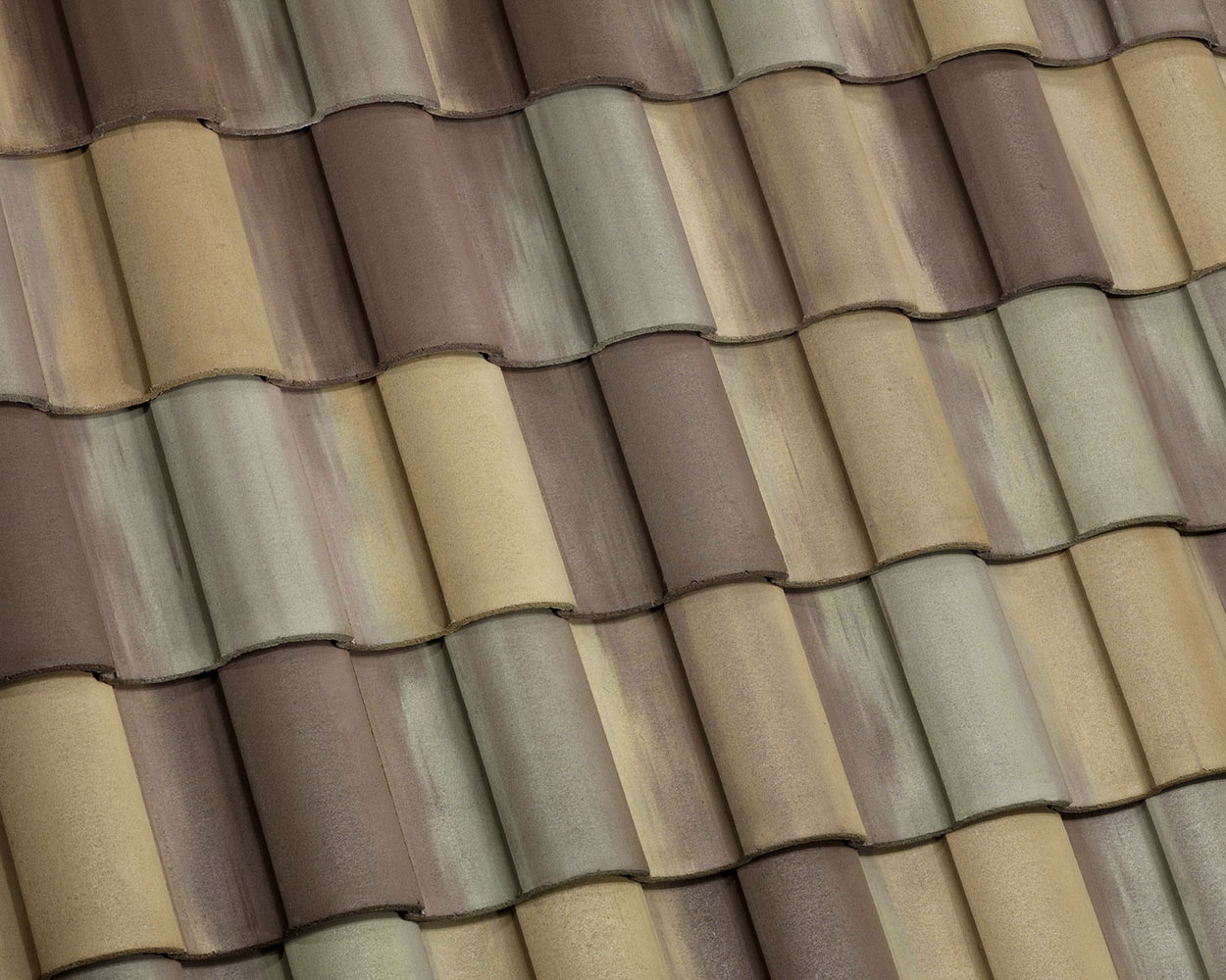 Rancho cordova tile roof color swatch