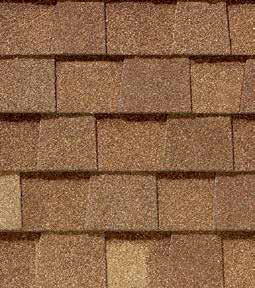 Resawn Shake shingle roof color swatch