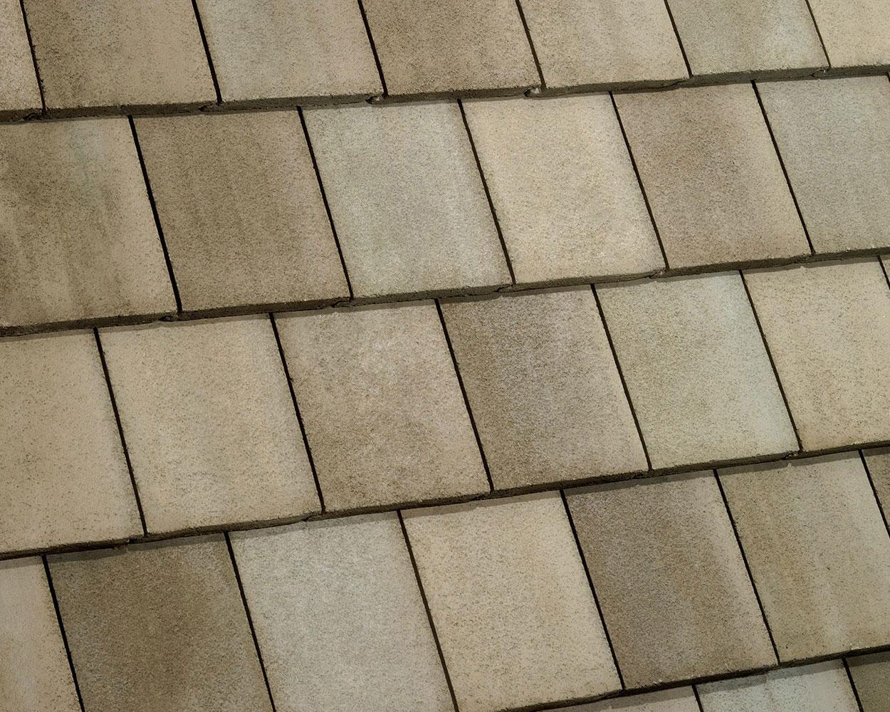 Rocklin blend tile roof color swatch