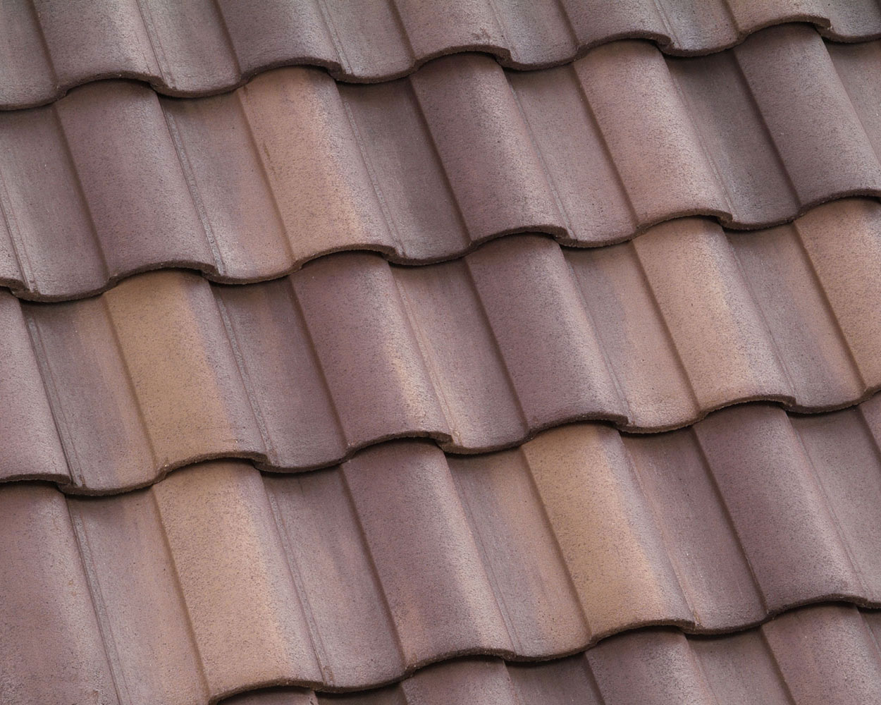 San rafael blend tile roof color swatch