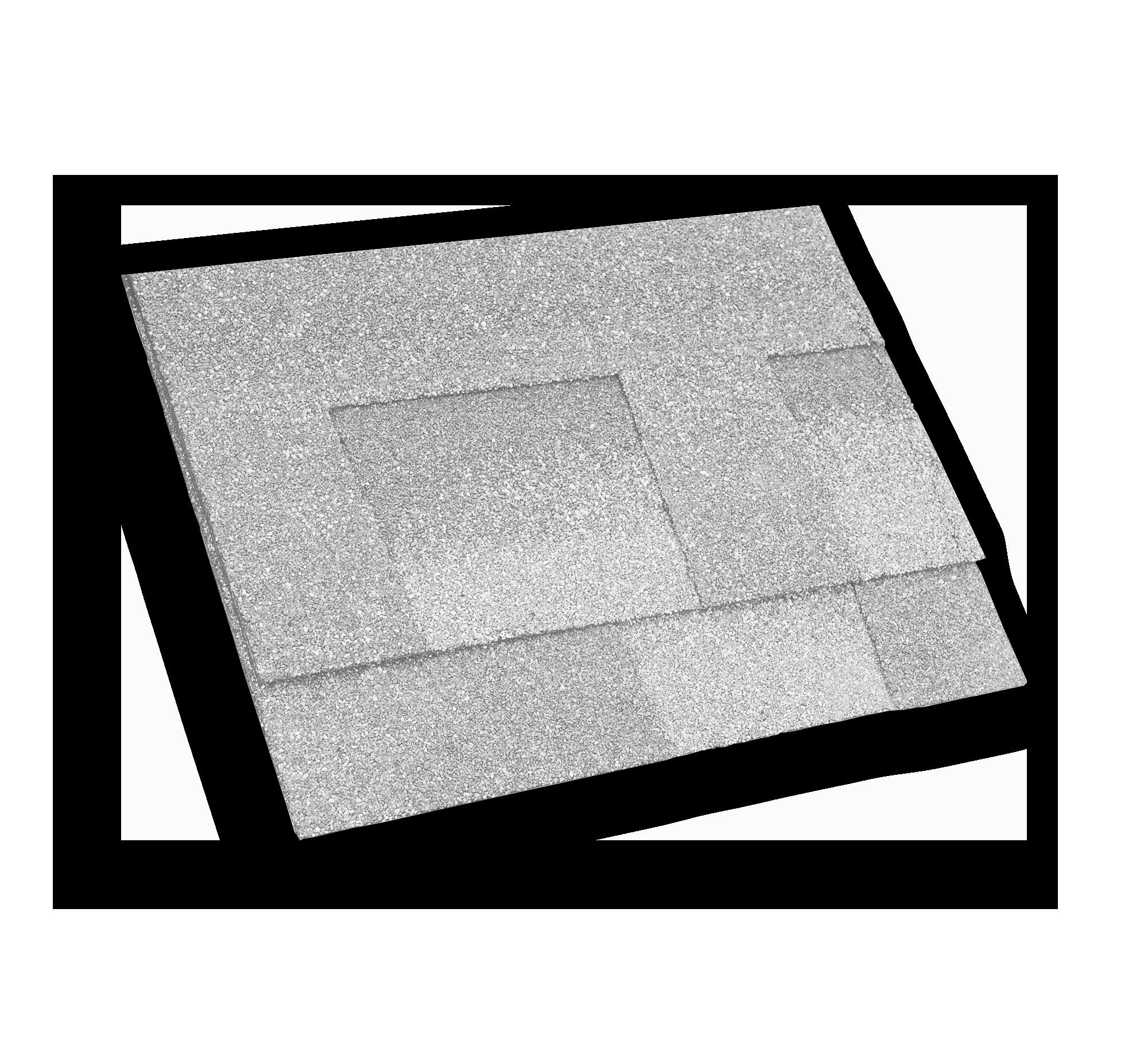 Silver Birch Shingle roof