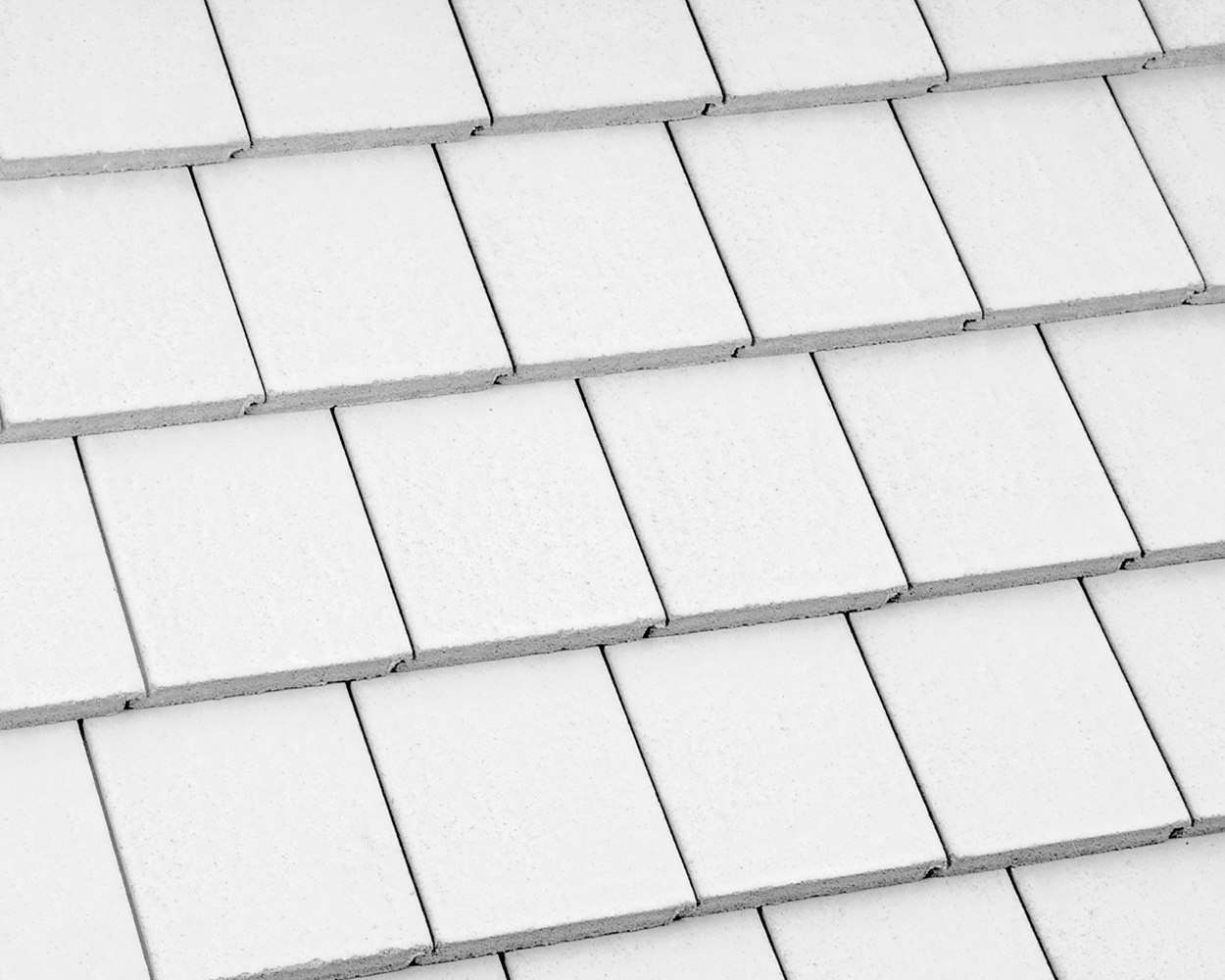 White on White tile roof color swatch