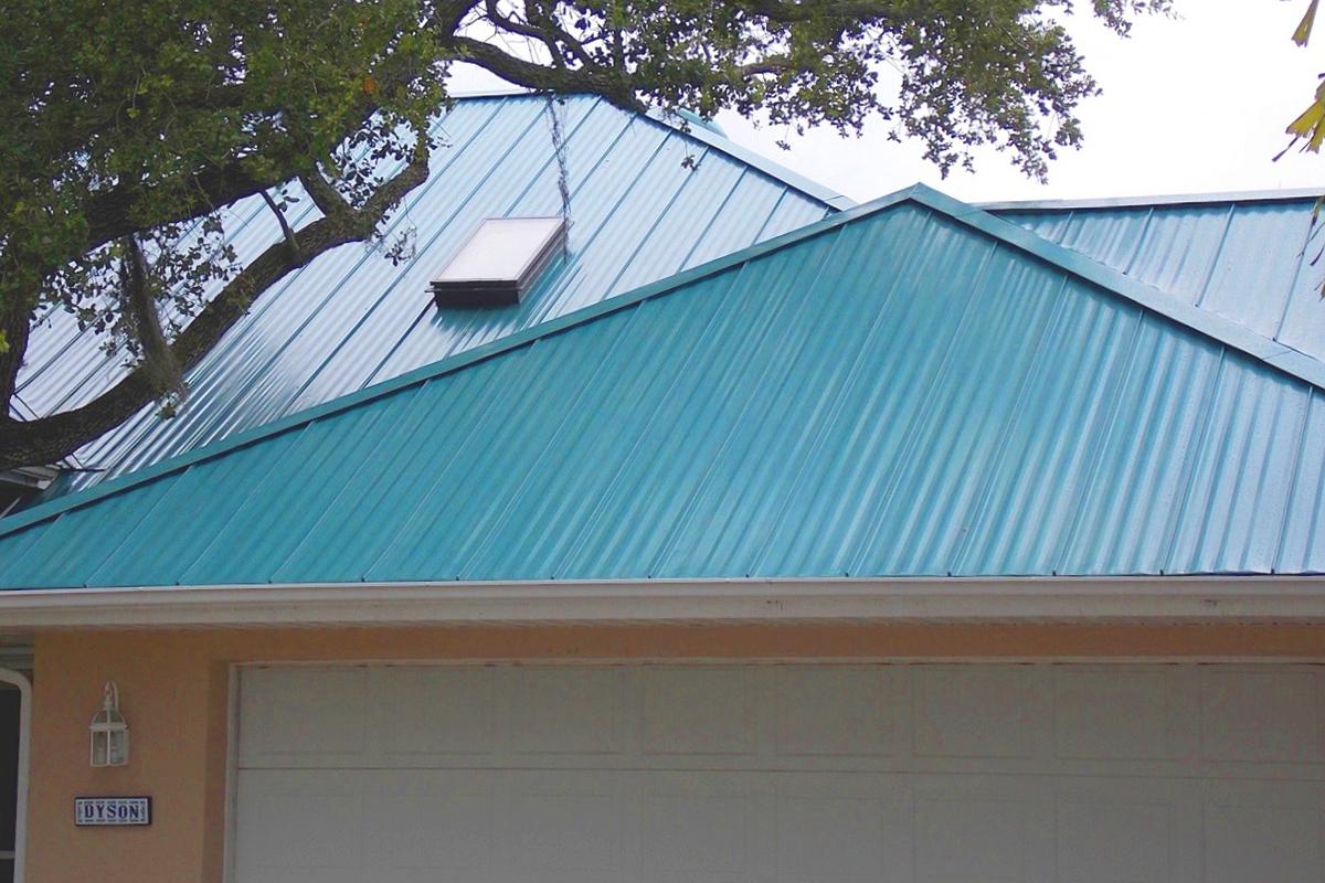 Defender roof