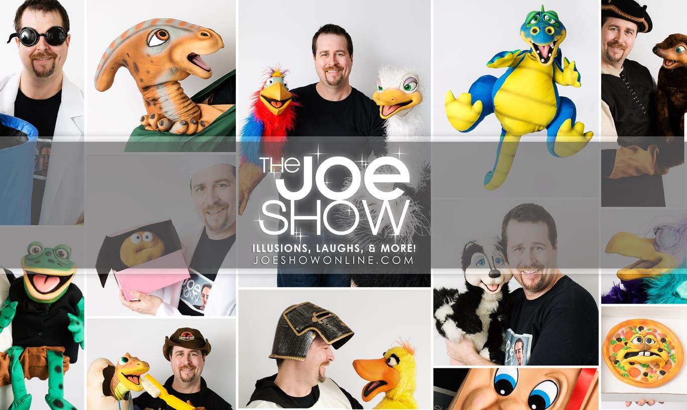Joe Show, Edmonton Birthday Party Magician