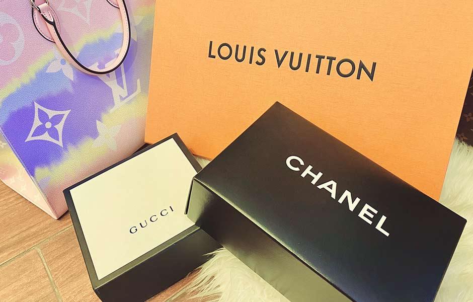 Coco Me Louie Authentic Designer Items