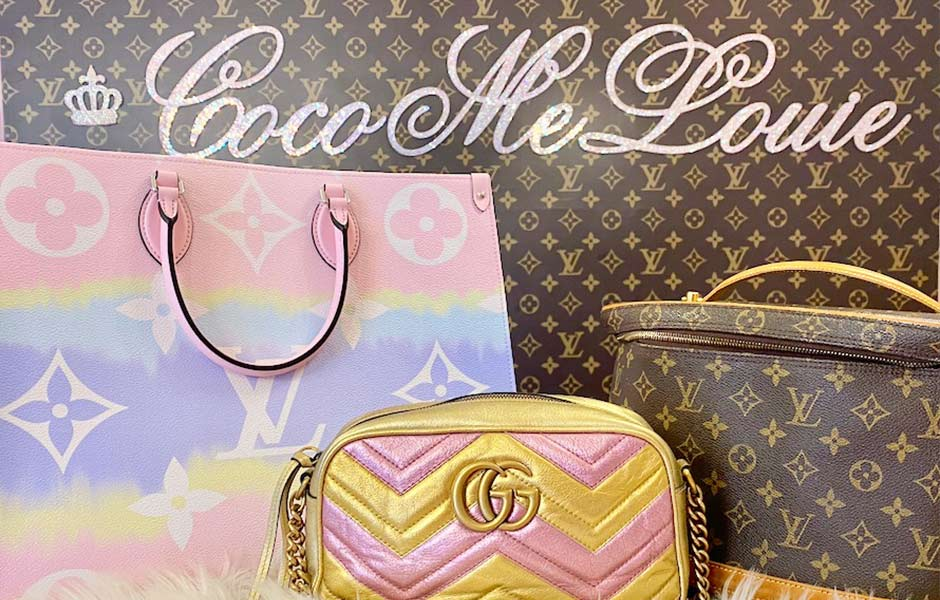 Coco Me Louie Luxury Designer Handbags