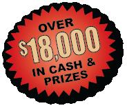 18,000 in prizes