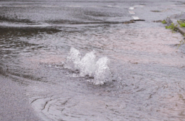 Report a Water Main Break