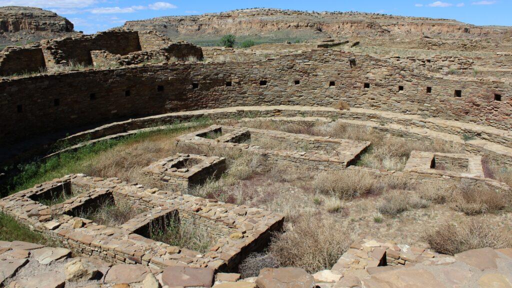 Chaco Canyon Pueblo Bonito 1