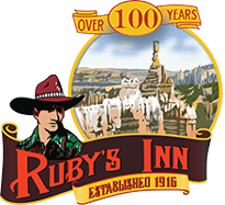 Ruby's Inn Logo