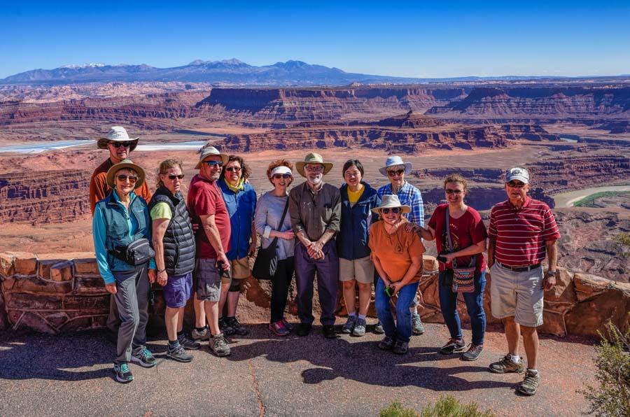 So Utah Tours group
