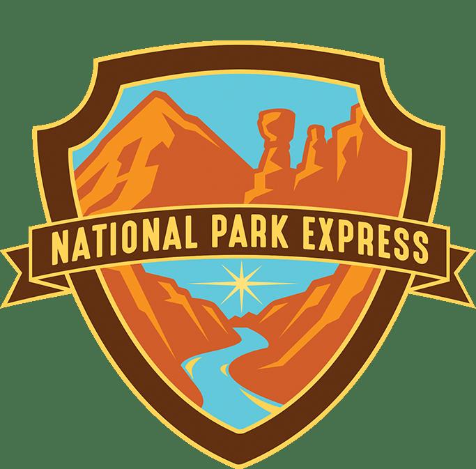 national park express logo