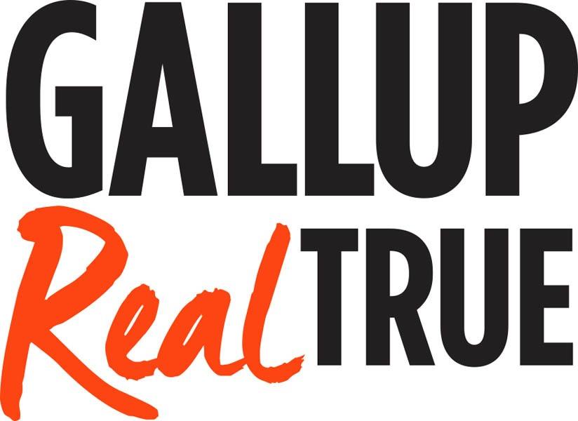 GallupRealTrue Stacked