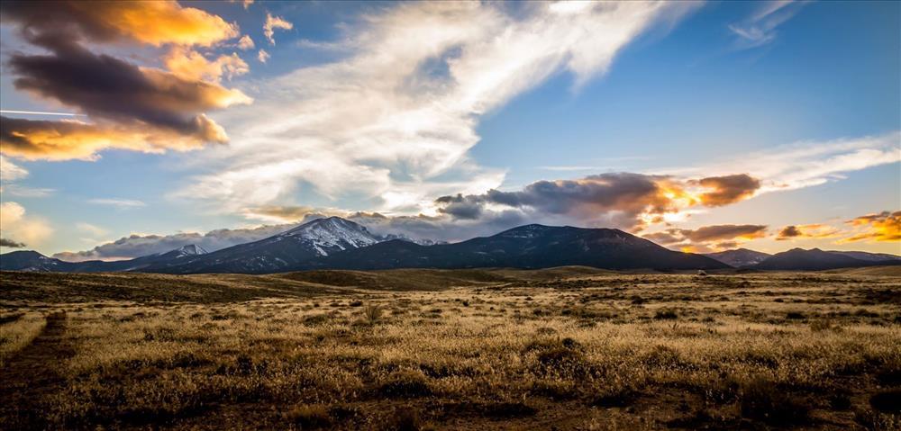 Great Basin mountain range 1