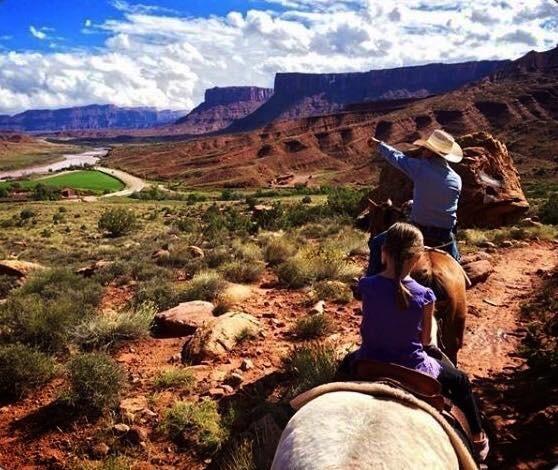 Horseback Ride Judy Bane 1