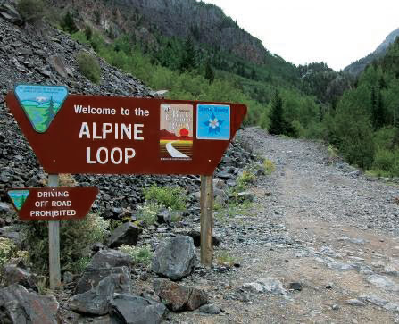 1 alpine jeepsign Lenore Bates CDOT 1