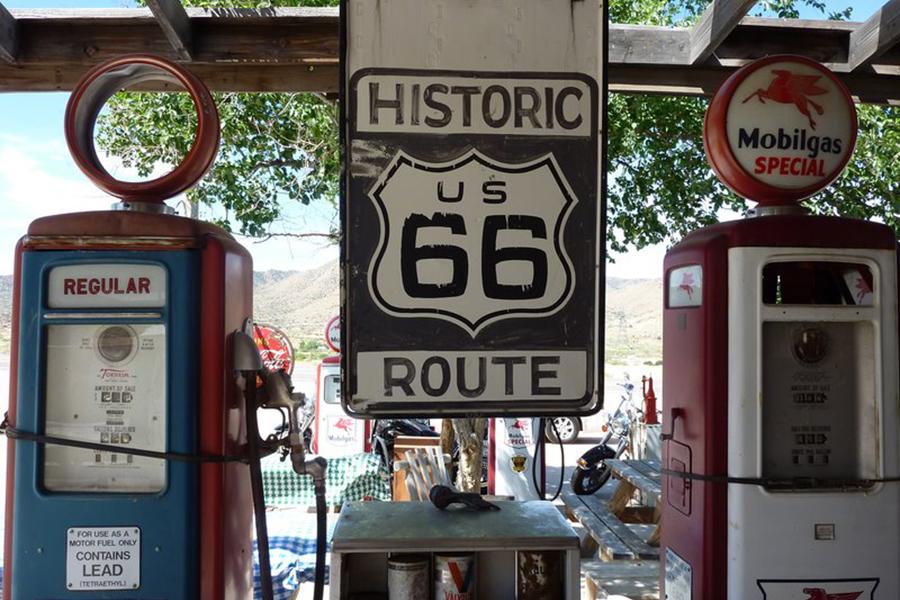 historic route 66 Jamie Mowbray 1