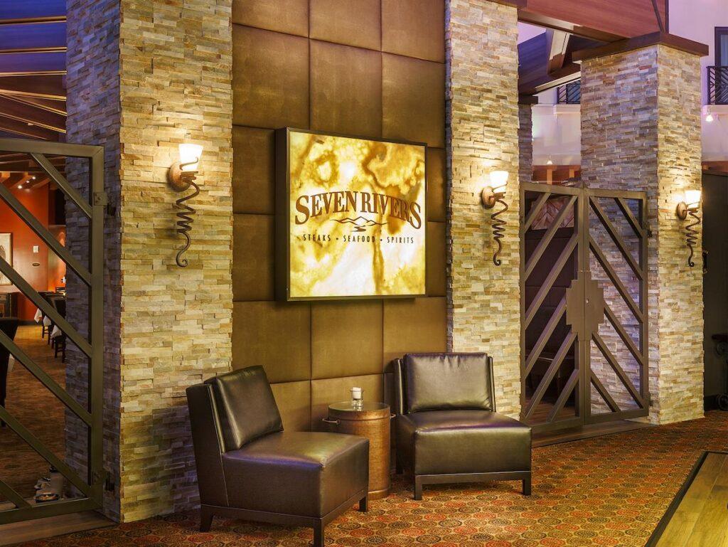 sky ute casino resort Seven Rivers bar3