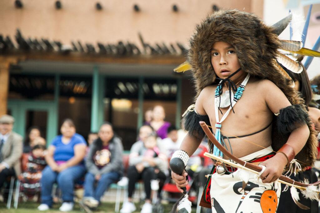 1 Indian Pueblo Cultural Center BuffaloChild Brenna Moore 1