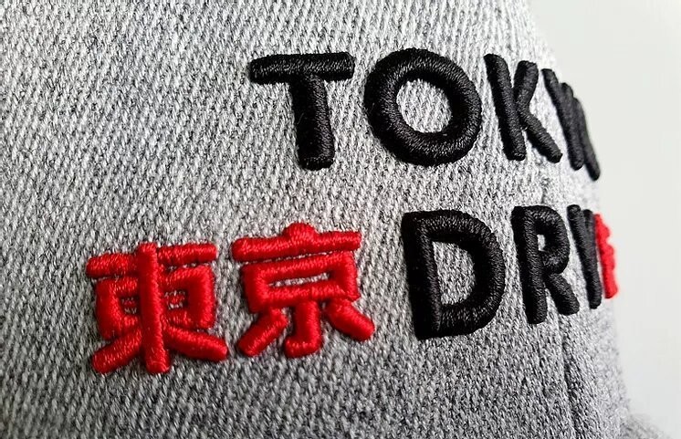 3D Puff  Embroidery