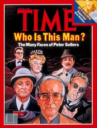 TIME Magazine - Peter Sellers