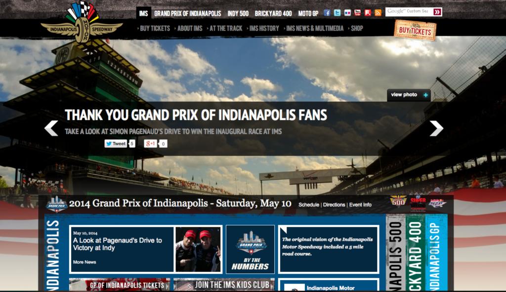IMS.com Homepage