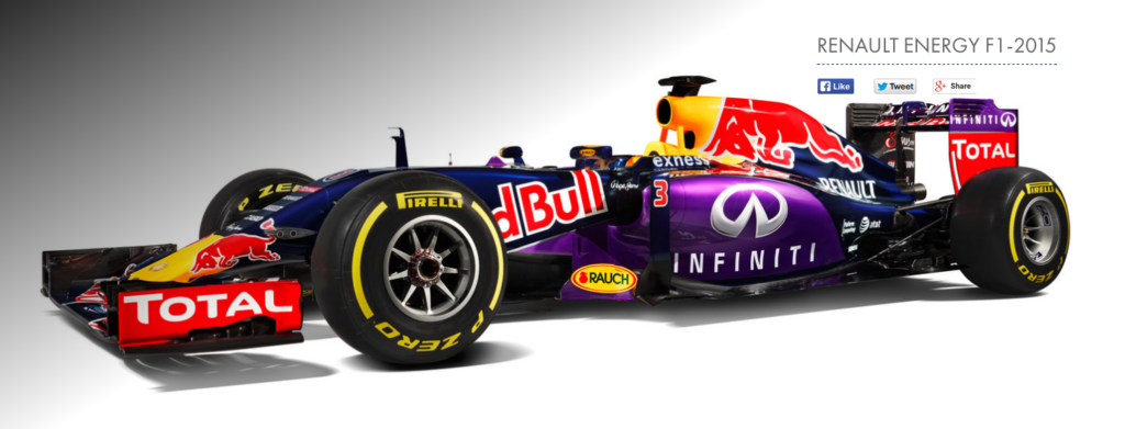 Red Bull and F1