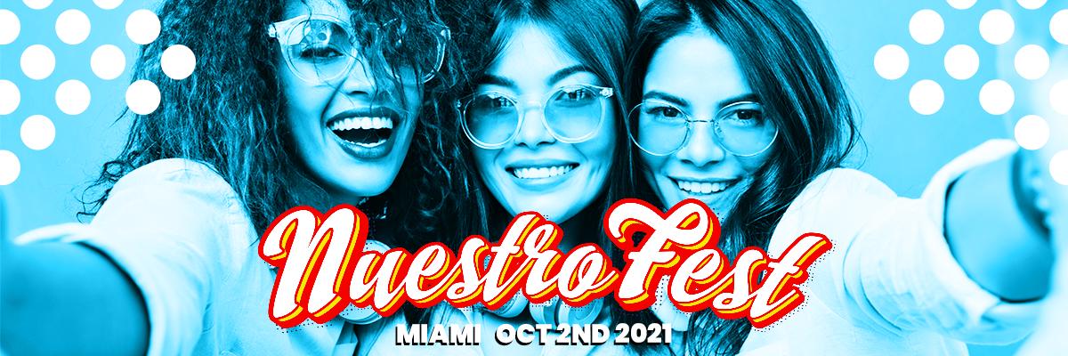 Nuestro Fest Logo