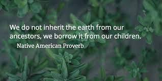Borrow the Earth