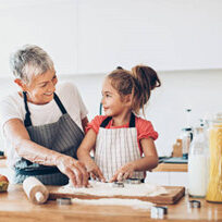 cook with the kids in your family