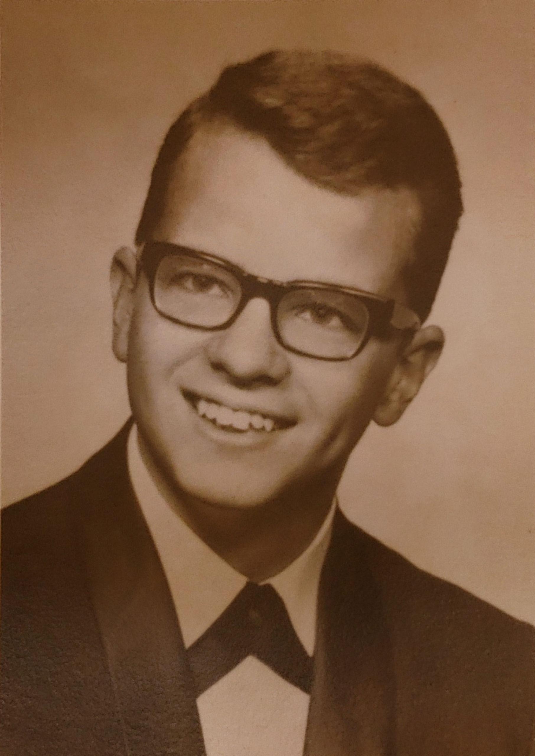 "Portrait of David R. ""Dave"" Cunningham"