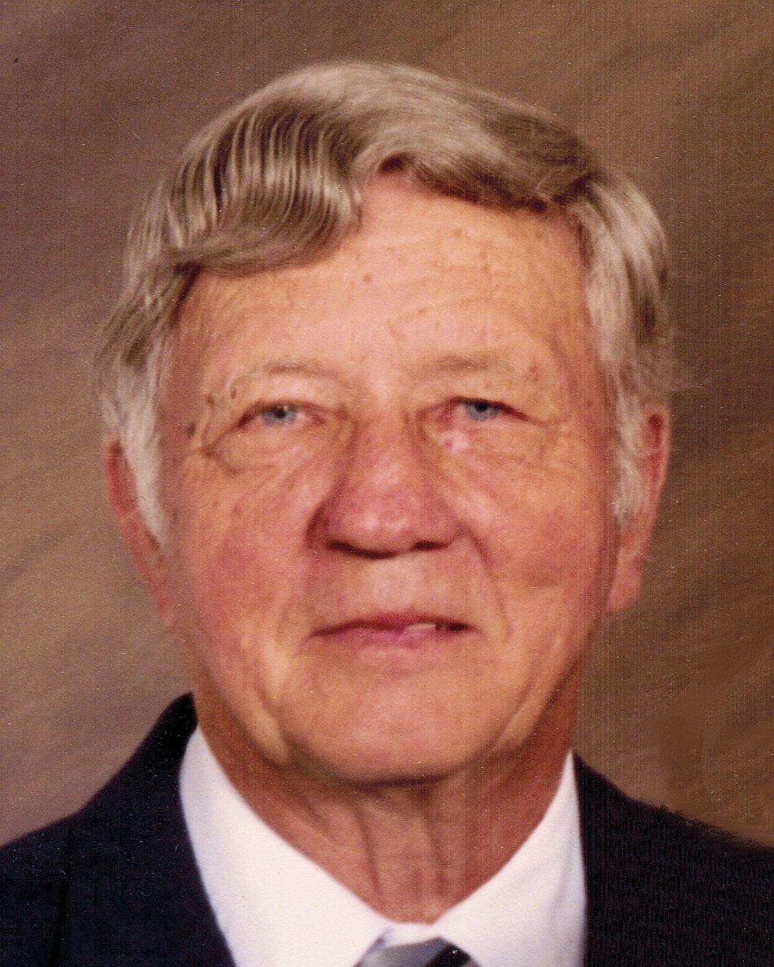 Portrait of Robert E. McAlarney