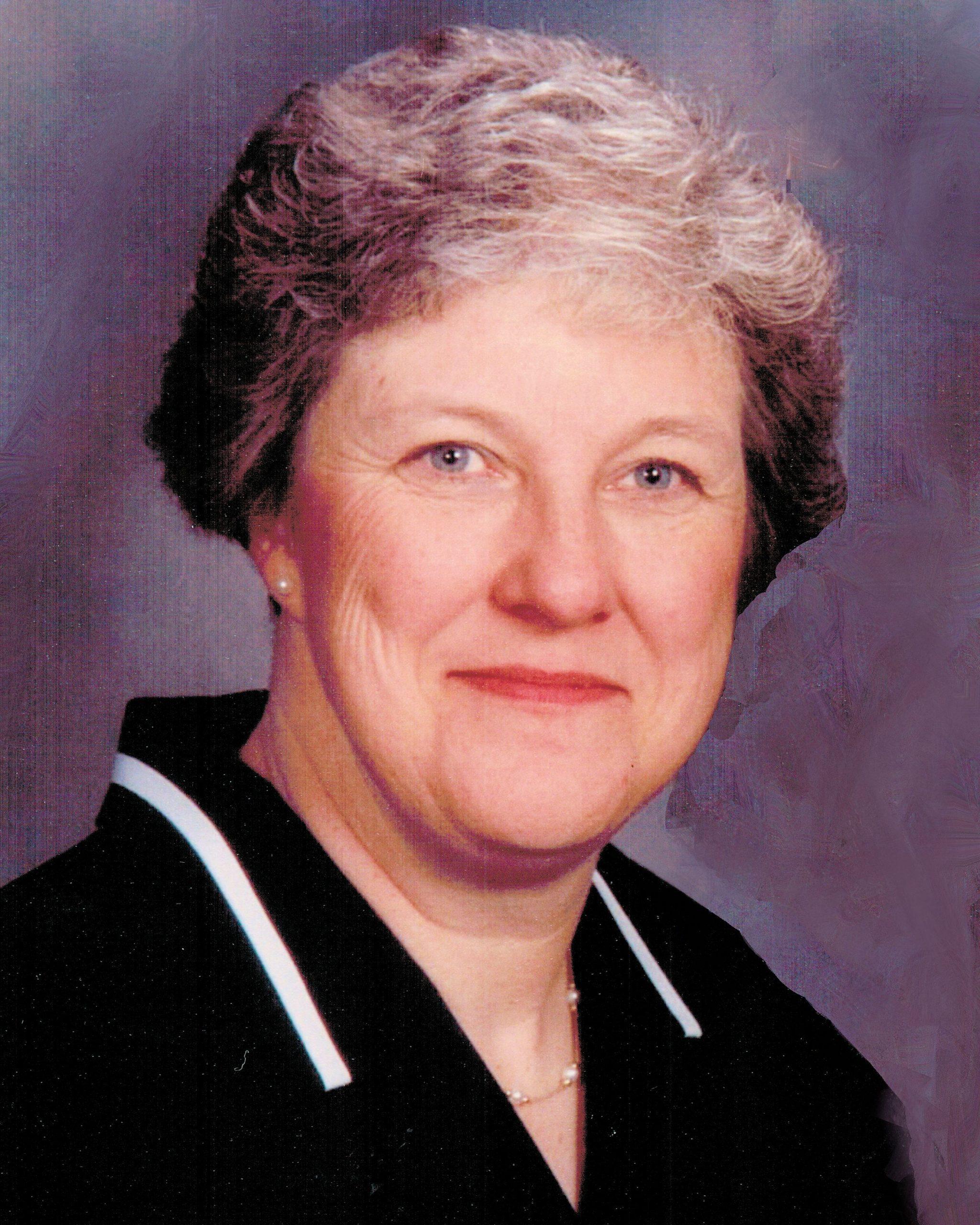 Portrait of Deanna Sue Williams