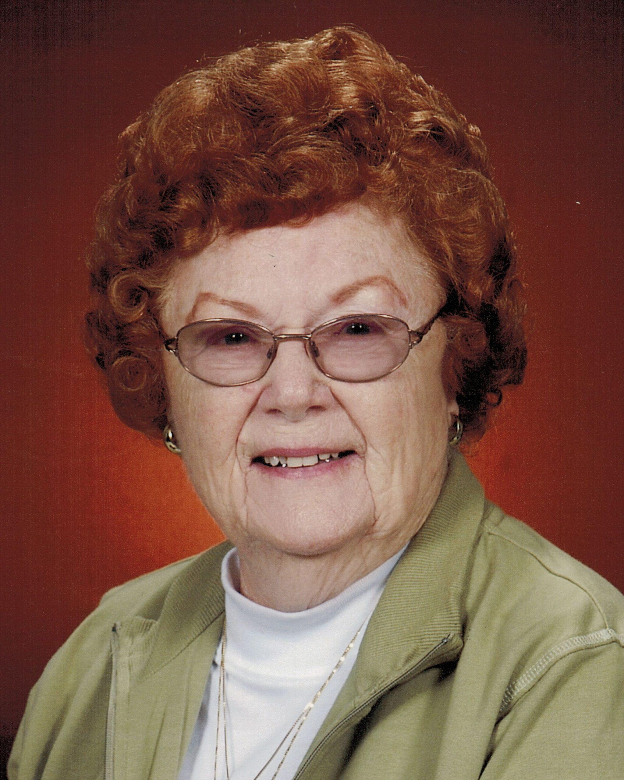 Portrait of Kathleen Allphin Gray