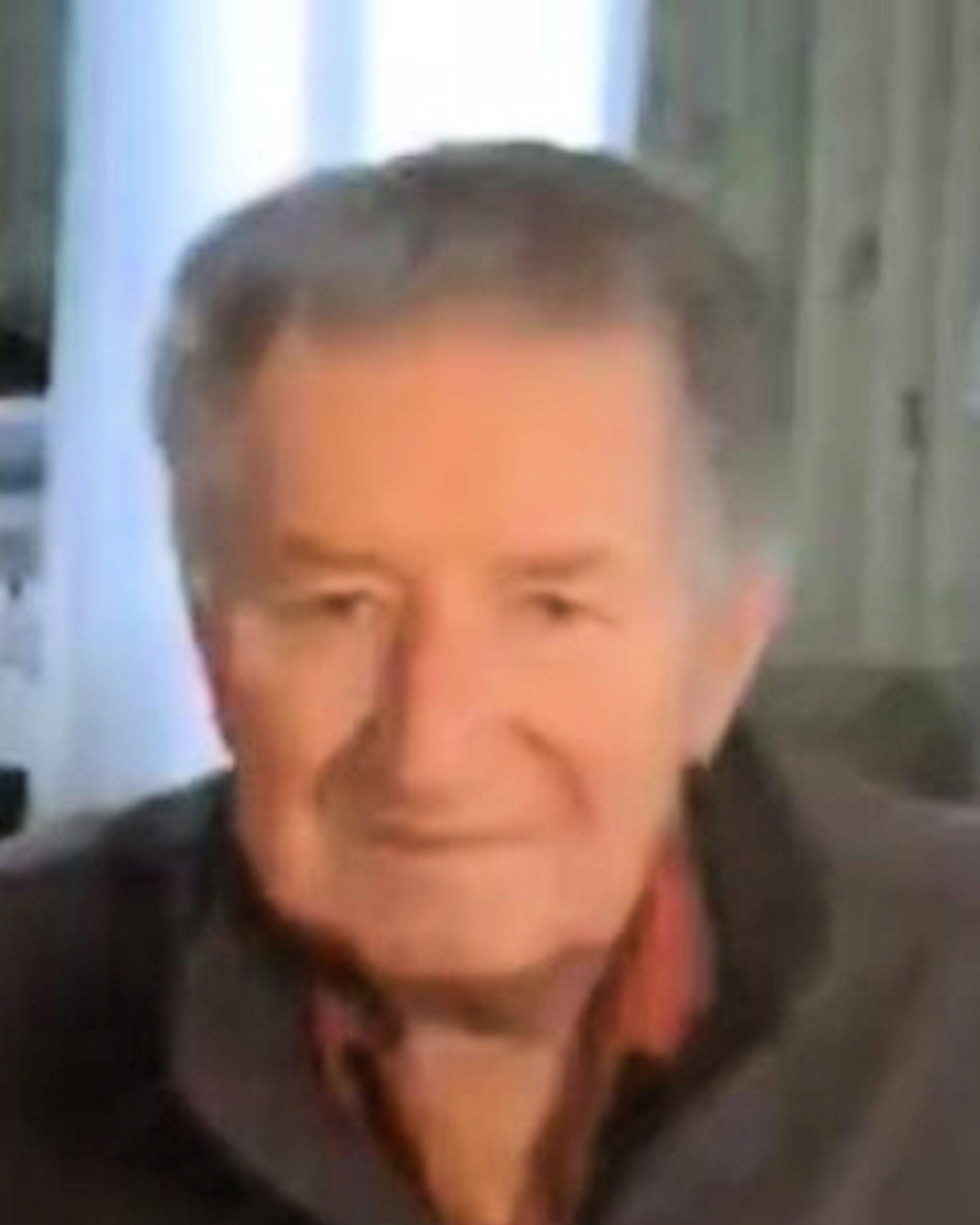 Portrait of Kenneth Eugene Reed