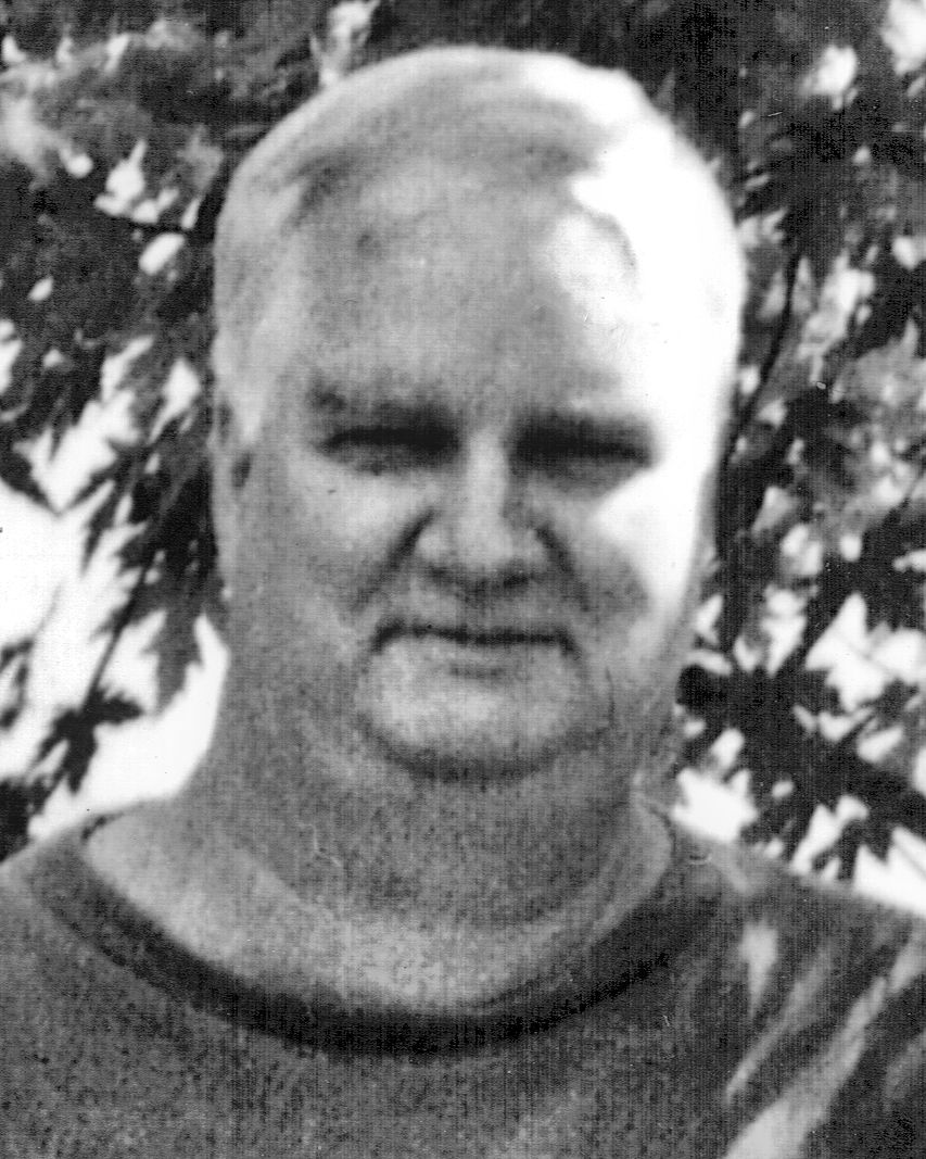 Portrait of Gary Edward Thomas