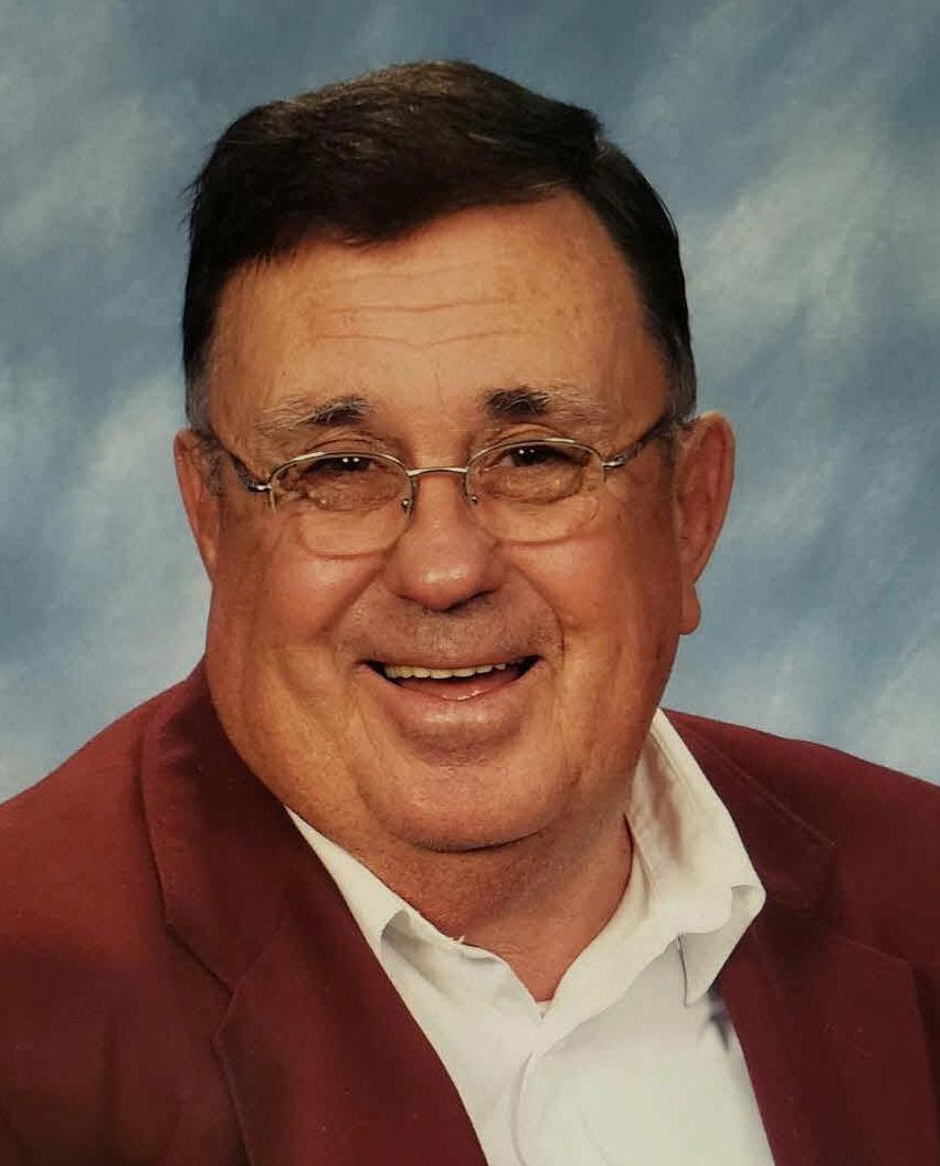 Portrait of Jerry Lee Bennett