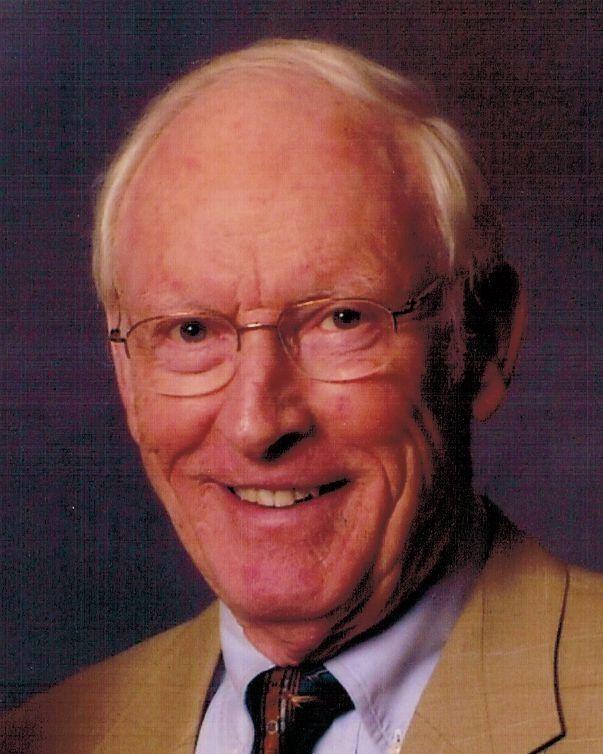 Portrait of Dr. James M. Mills
