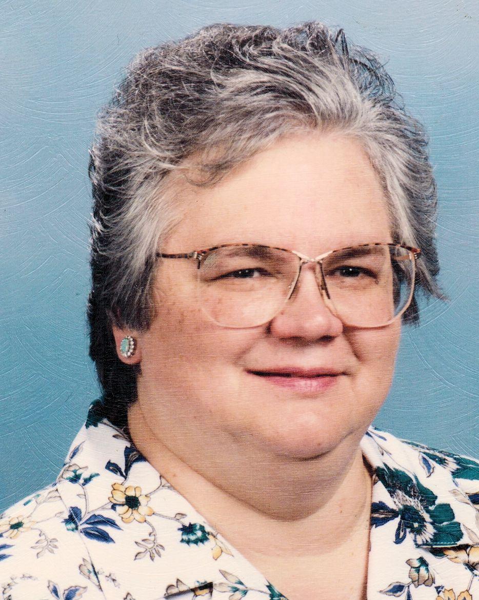 Portrait of Nancy Lee (Schwartz) O'Dell