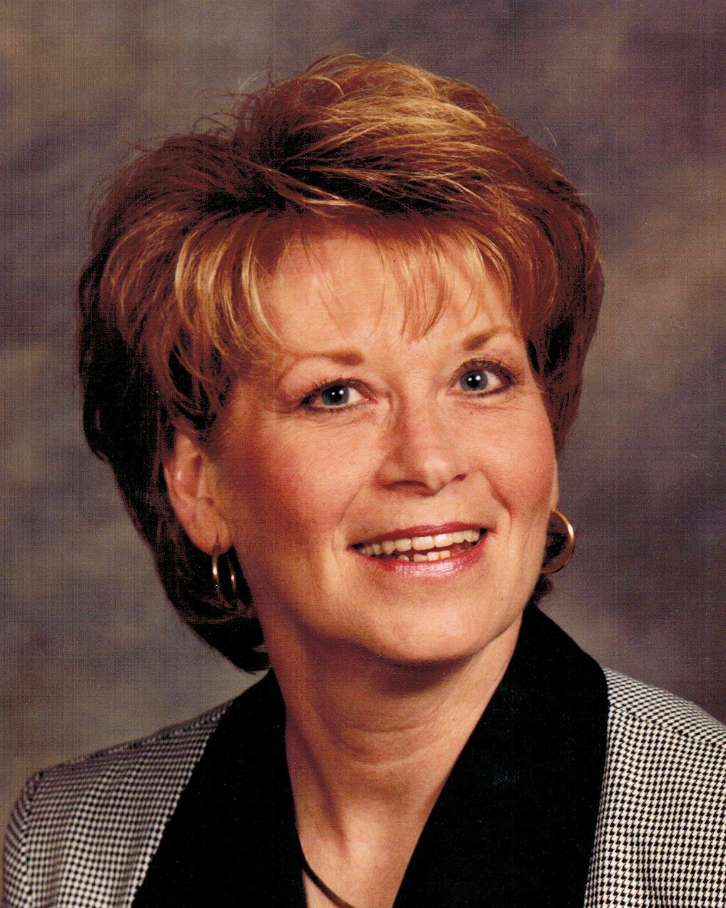Portrait of Donna S. Butler