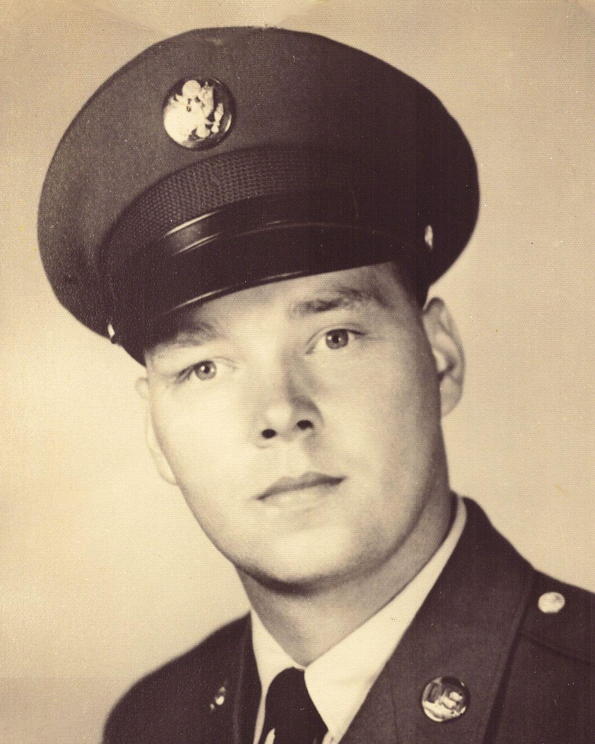 Portrait of Jack Denver Casto