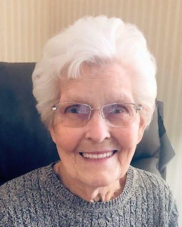 Portrait of Betty Ann Wagner Miller
