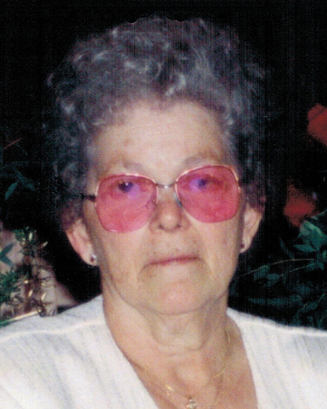Portrait of Joan Rinard