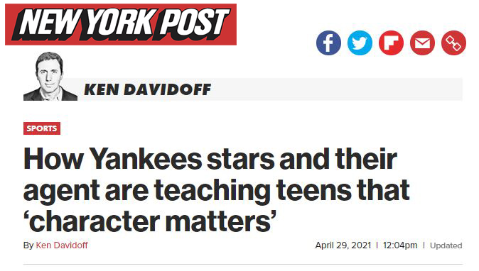 mark leinweaver interview in ny post