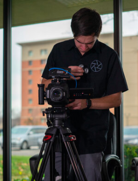 EIF video production and media services