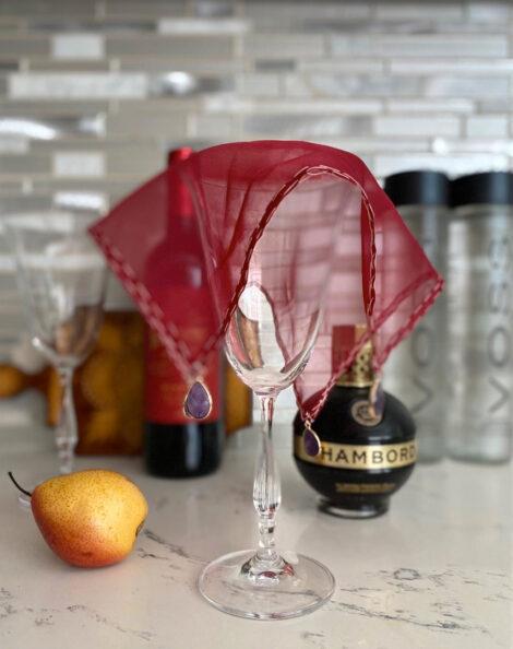 Glass Veil Amethyst