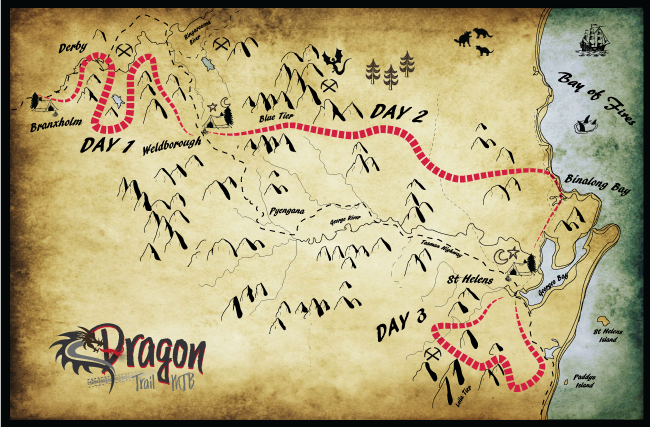 Dragon Trail Overview